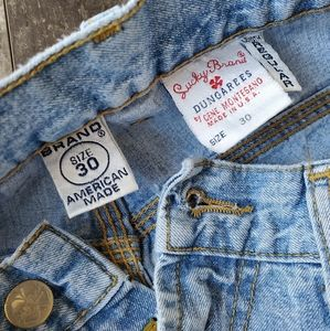 Lucky brand Dungarees jeans 30